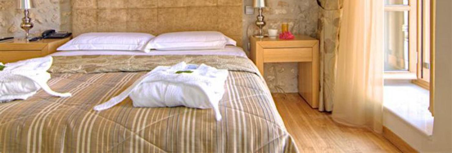 """ξενοδοχεια ρεθυμνο διαμονη """"Marina"""" Standard Double room"""