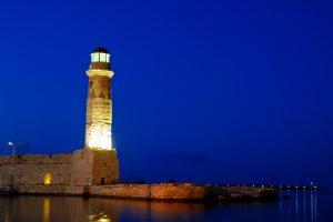 Old lighthouse in Rethymno ξενοδοχεία ρεθυμνο oriental hammam